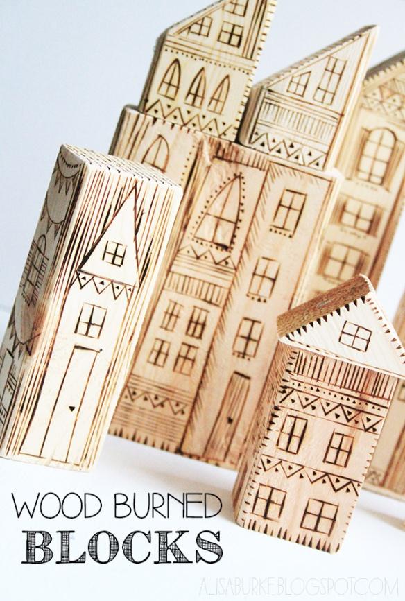 wood burning plans